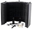 Studio Microphone Soundproofing Acoustic Foam Panel by GRIFFIN