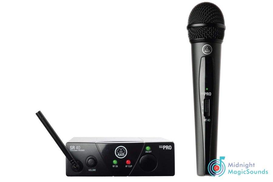 AKG Pro Audio WMS40