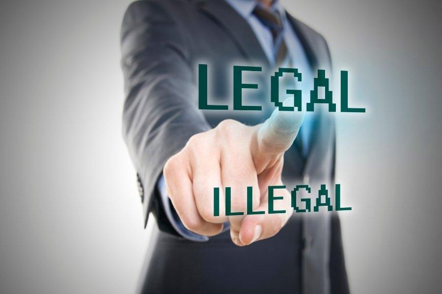 Earrape Illegal
