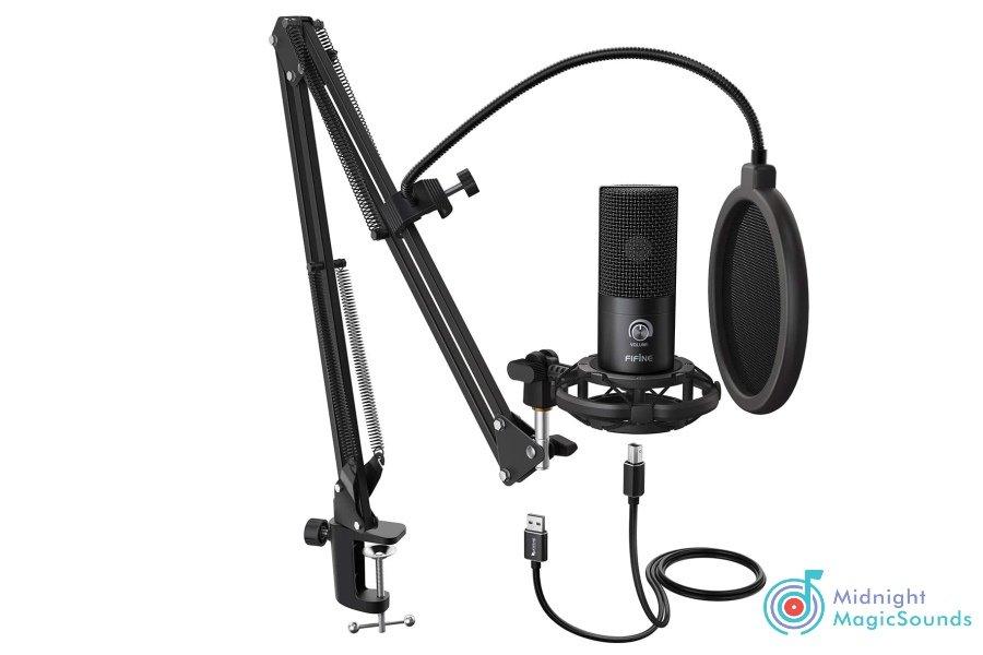FIFINE Studio USB Microphone,