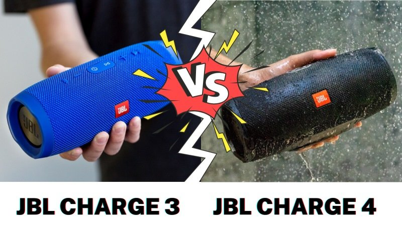 JBL Charge 3 vs. JBL Charge 4 Portable Bluetooth Speaker: A Comparative Review