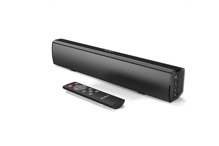 Majority Bowfell Small Soundbar for TV with Bluetooth