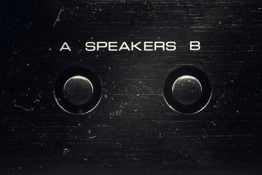 Old Amplifier