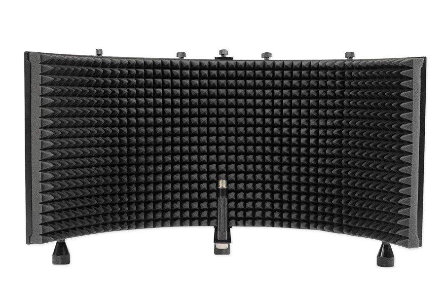 Rockville ROCKSHIELD 3 Large Studio Mic Isolation Shield