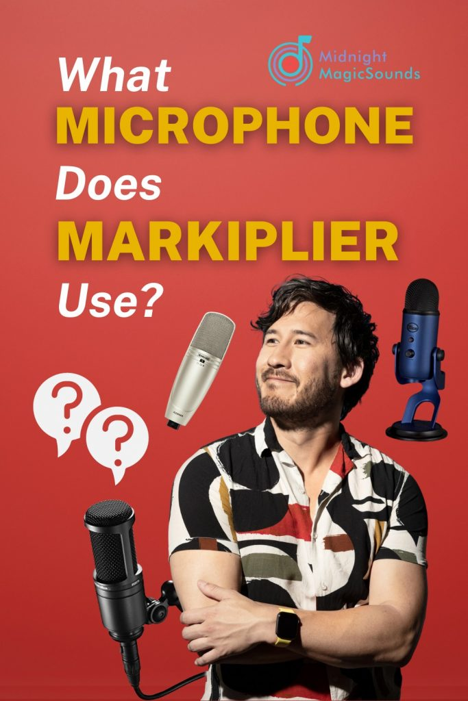 What Microphone Does Markiplier Use Pin