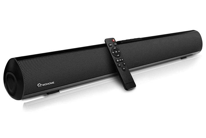 Wohome Soundbars for TV -TV Soundbar-TV Speaker-30 inch-DSP-Bluetooth 5.0-Remote Control