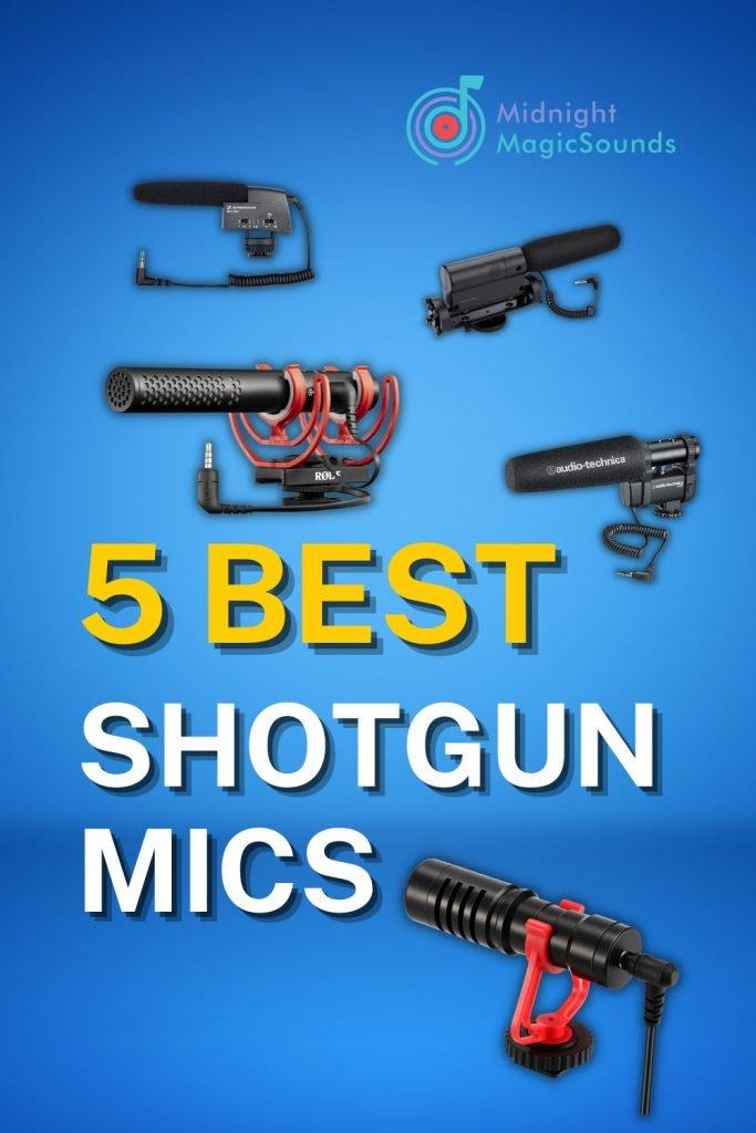 5 Best Shotgun Mics Pin