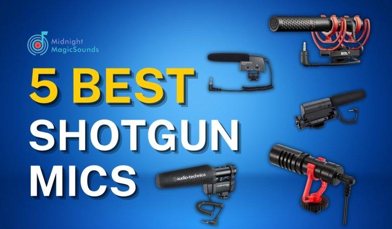 5 Best Shotgun Mics