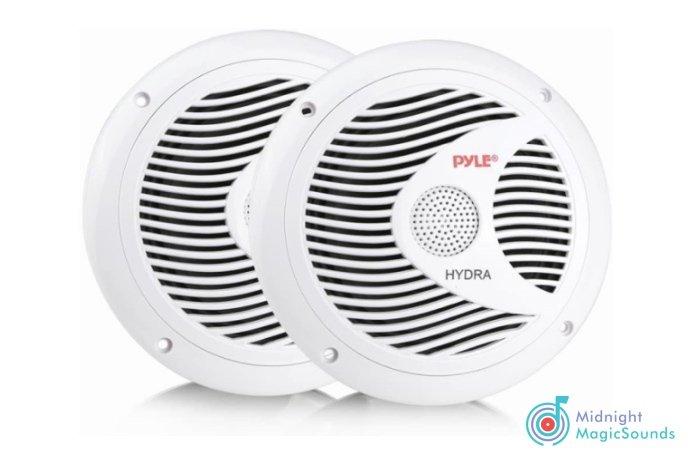 6.5 Inch Dual Marine Speakers
