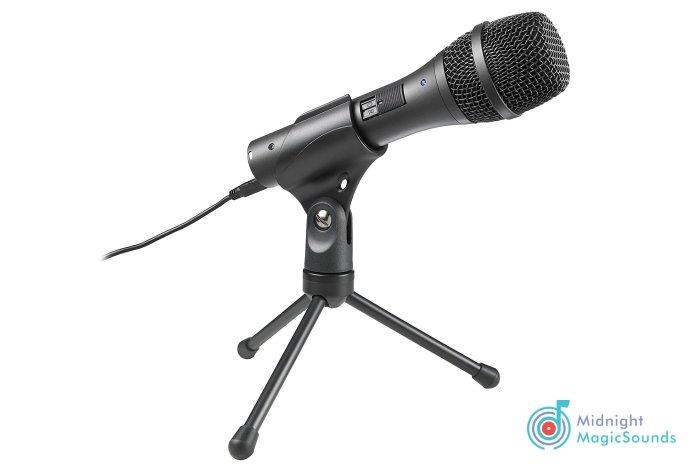 Audio-Technica AT2005 USB Cardioid Dynamic USB/XLR Microphone