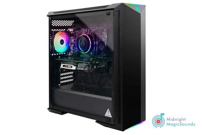 MSI Aegis R (Tower) Gaming Desktop