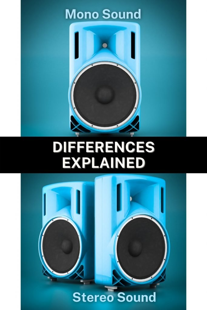 Mono vs. Stereo Sound Differences Explained Pin