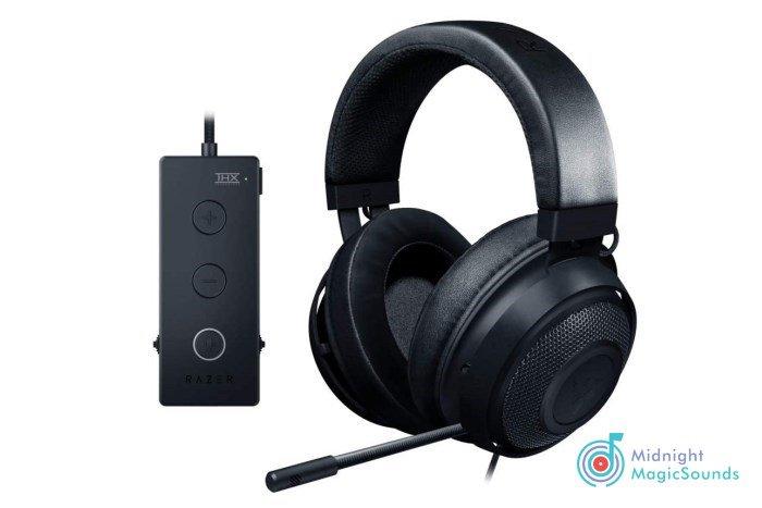 Razer Kraken Tournament Edition THX 7.1 Surround Sound Gaming Headset