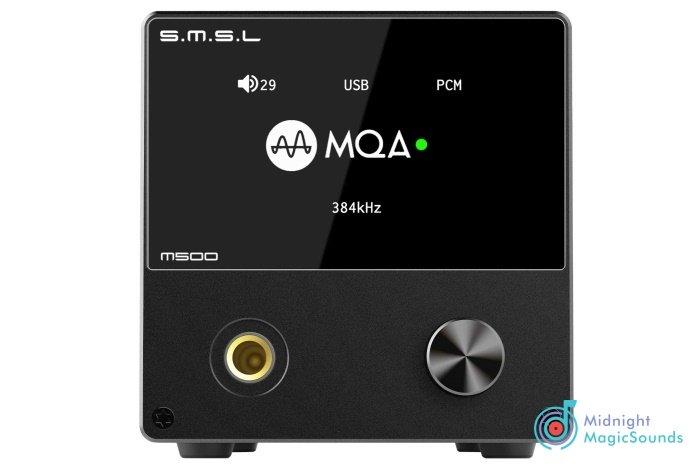 S.M.S.L M500 DAC Headphone Amp
