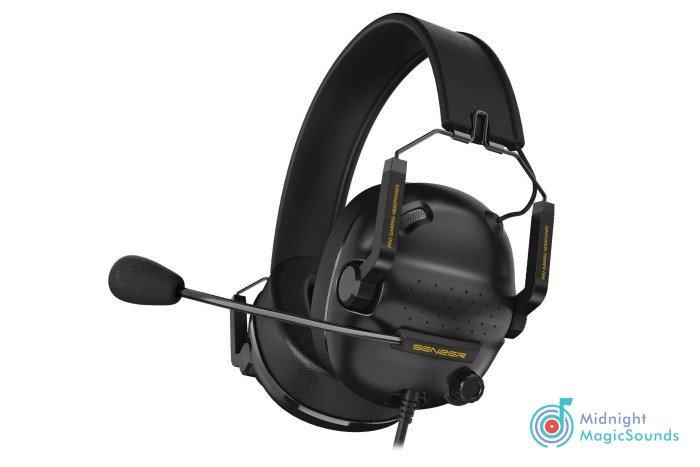 SENZER SG500 Surround Sound Pro Gaming Headset