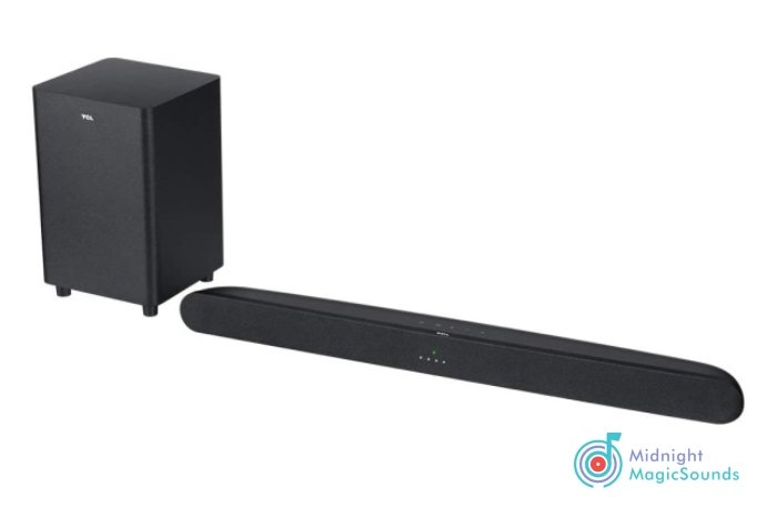 TCL Alto 6+ 2.1 Channel Dolby Audio Sound Bar
