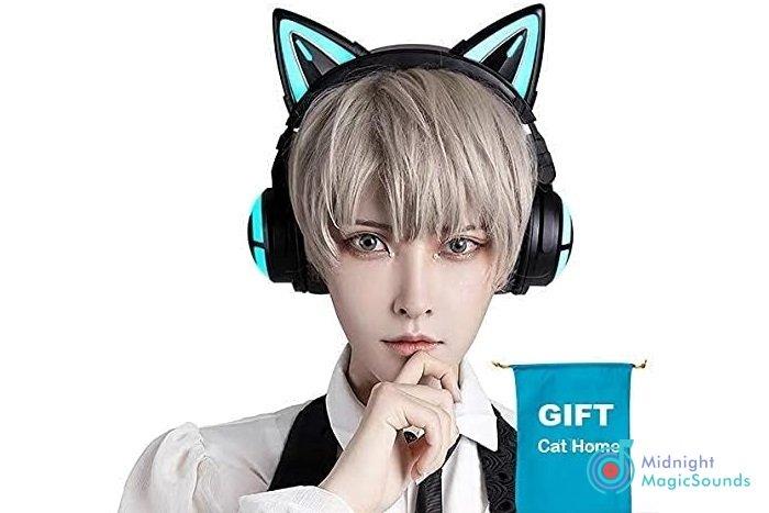 Version UP 3G Cat Ear Headphones