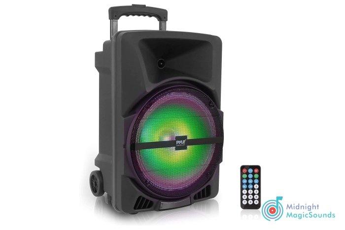 Wireless Portable PA Speaker System