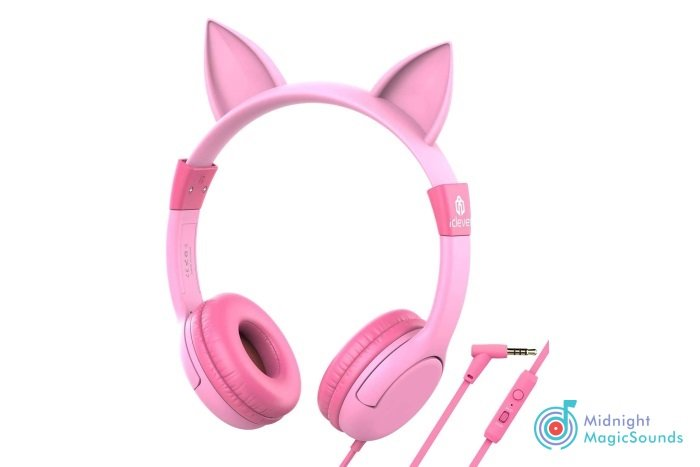 iClever HS01 Kids Headphones with Mic